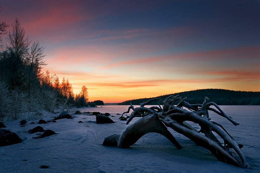 Озеро Выгозеро