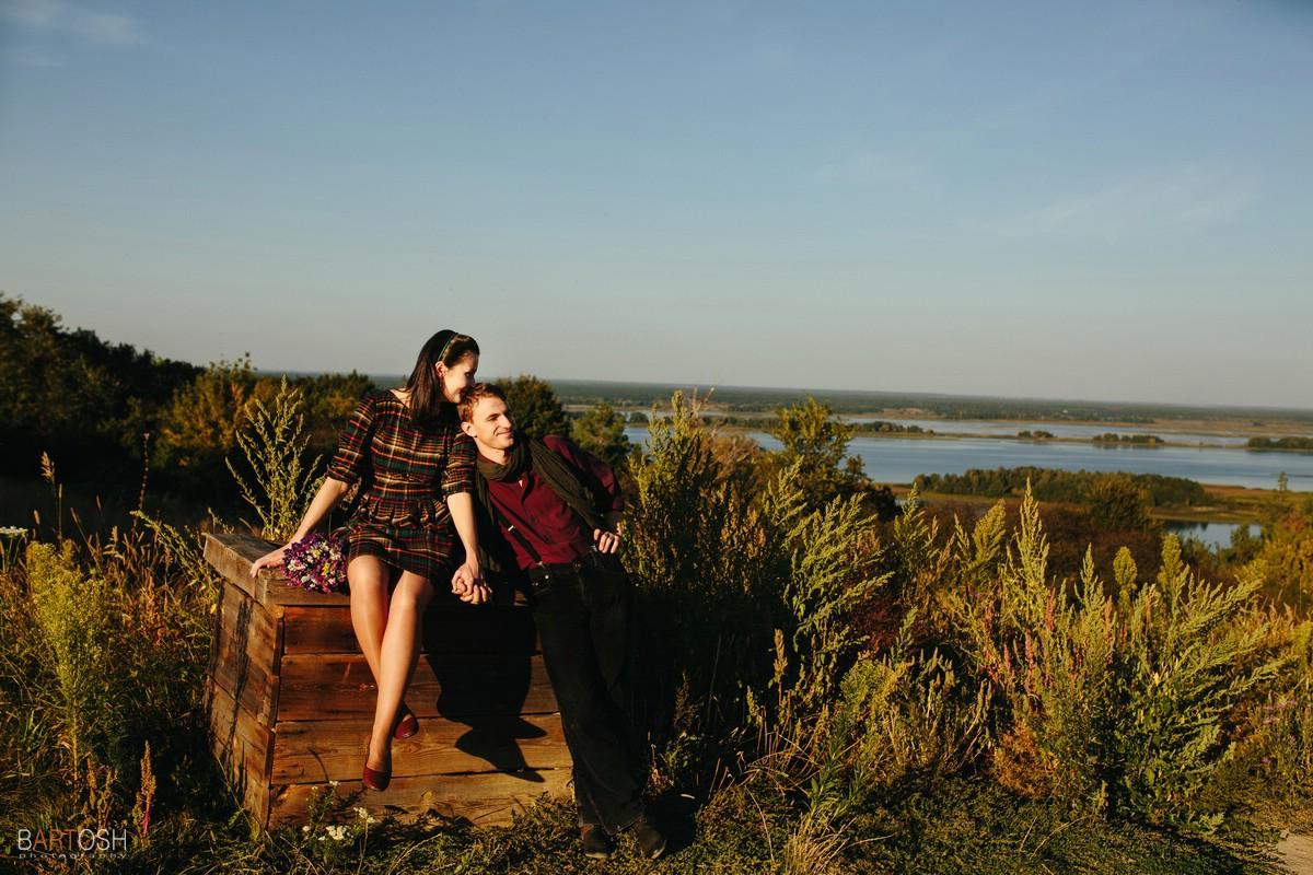 Галина и Андрей