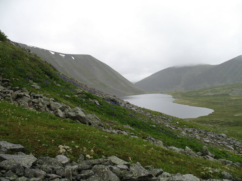 Озеро Келед-Зарам