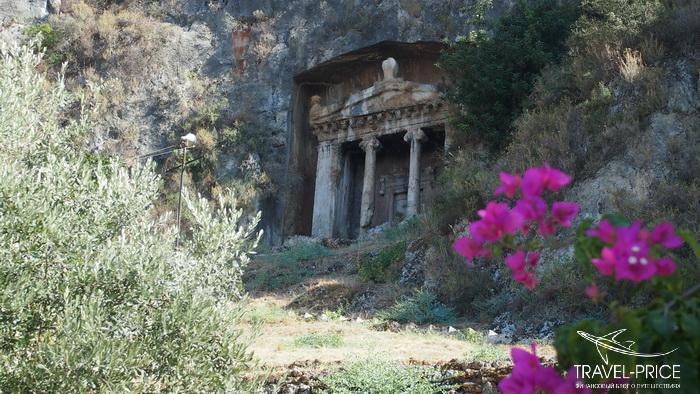 Ликийские гробницы Фетхие