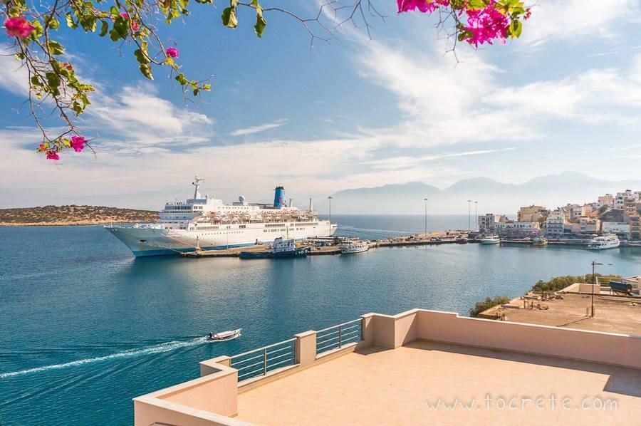 Утренний Агиос Николаос | Agios Nikolaos