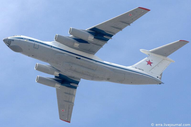 Ил-76МД RF-76779