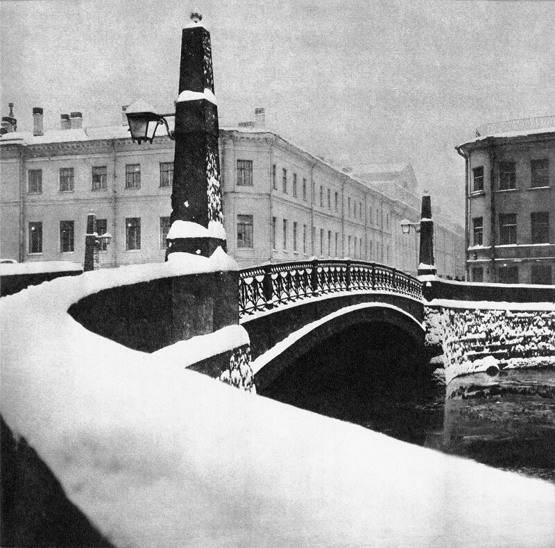 Красный мост / Red Bridge