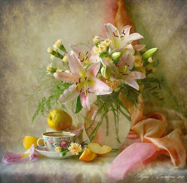 Мария Бохарева: У цветка короткий век