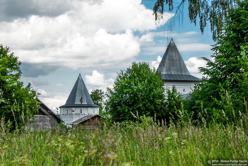 Николо-Улеймский монастырь