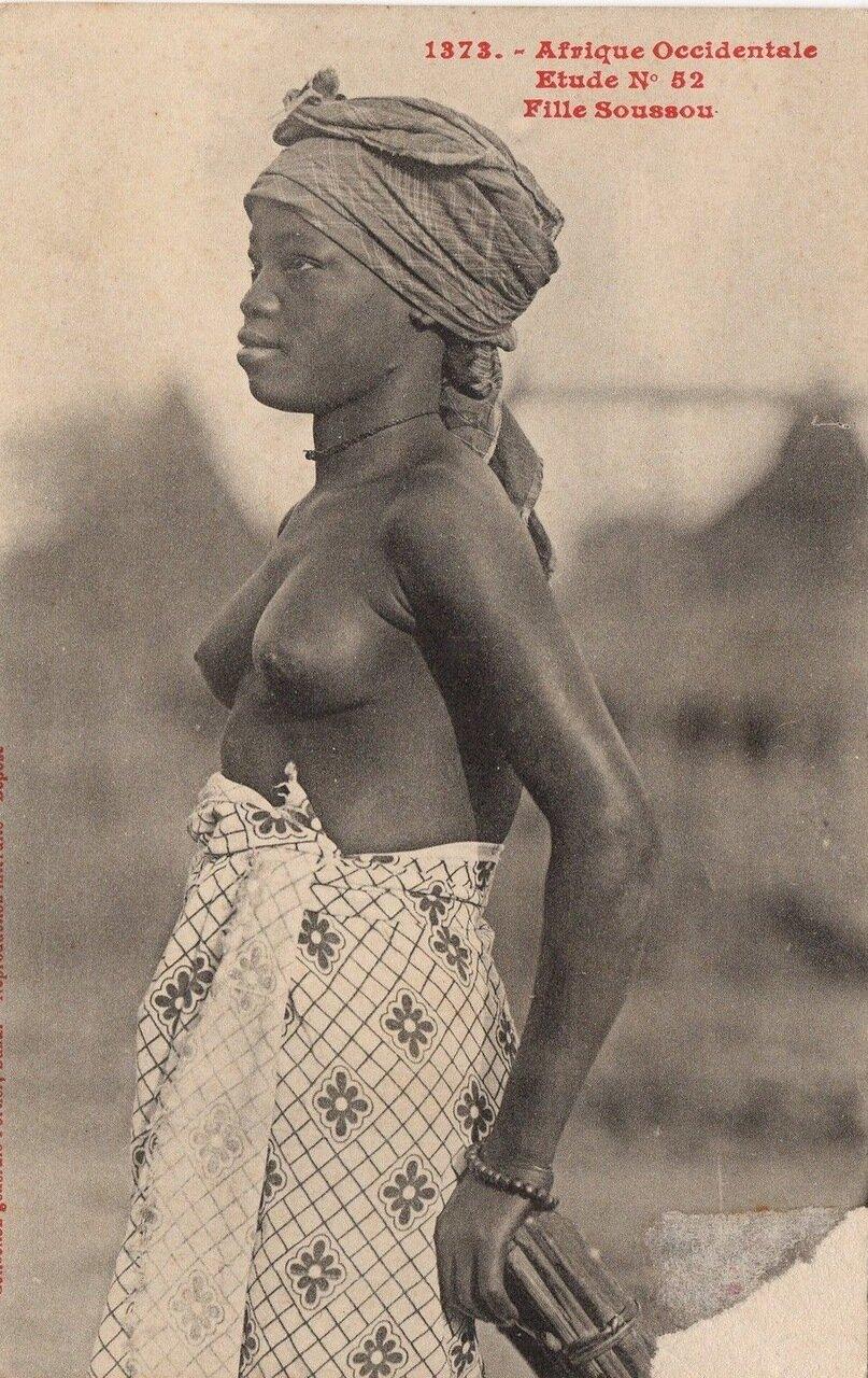 1373. Женщина народа сусу