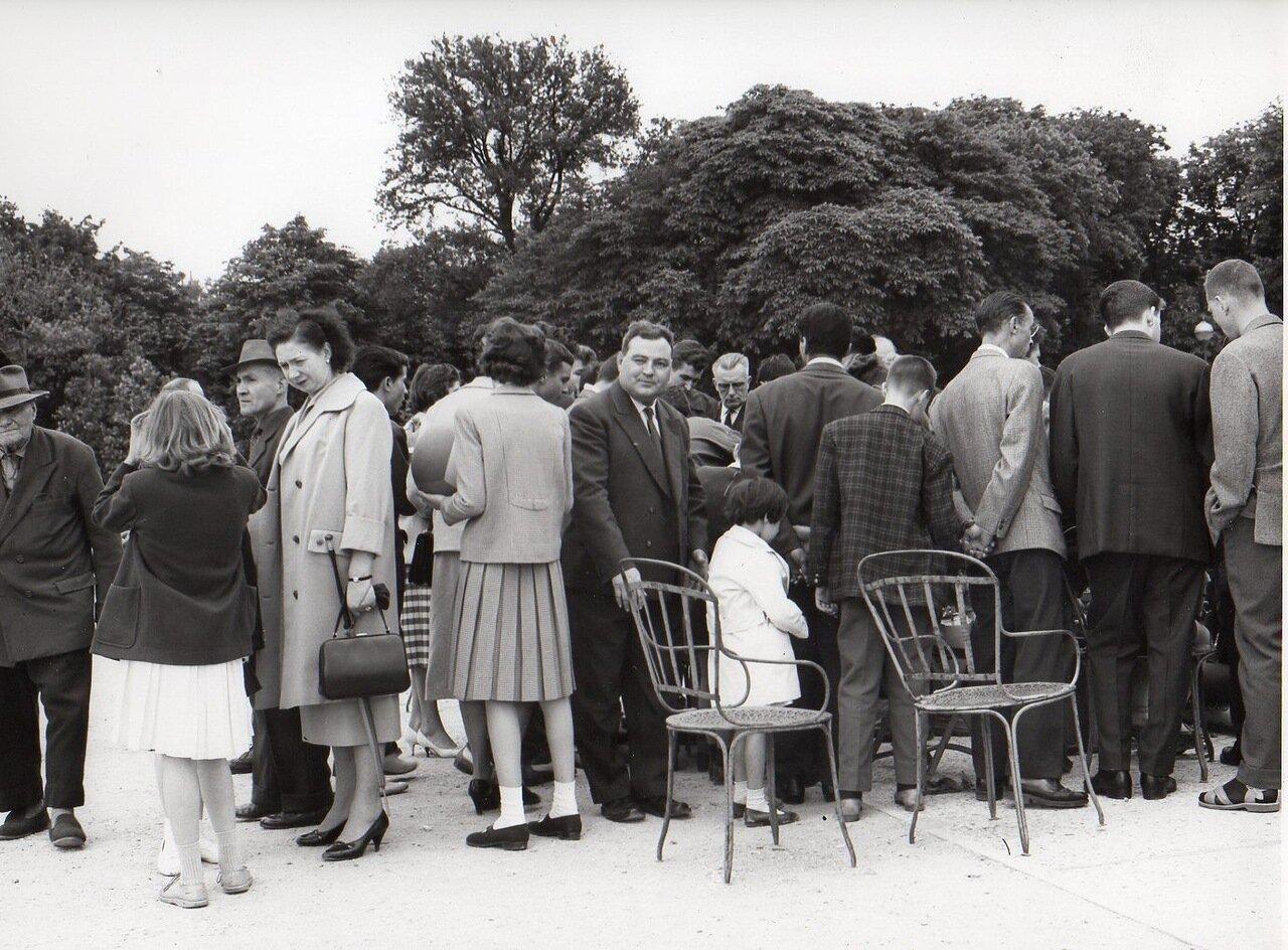Встреча в парке