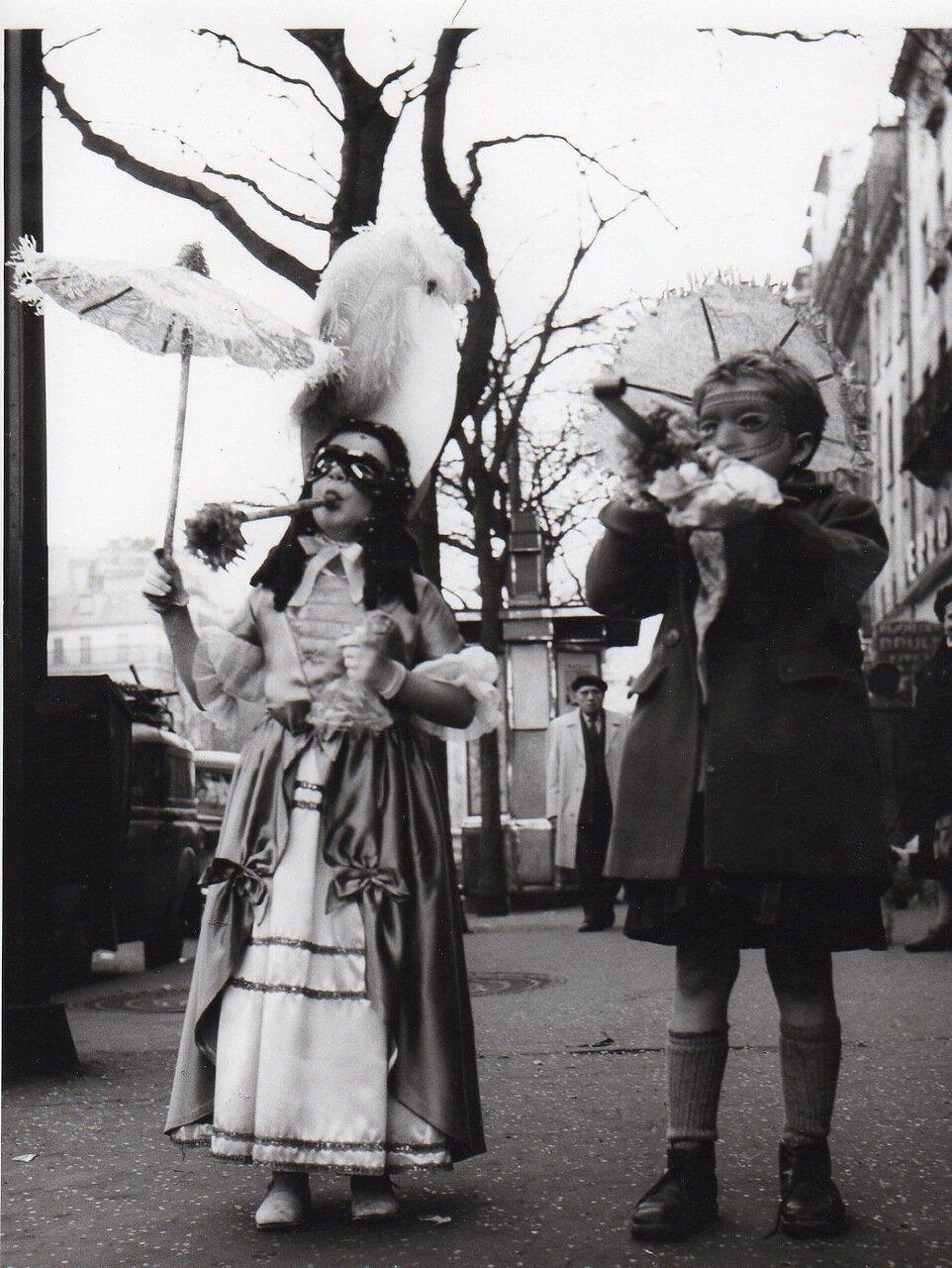 Карнавал и дети
