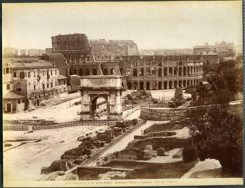 Колизей. 1890.