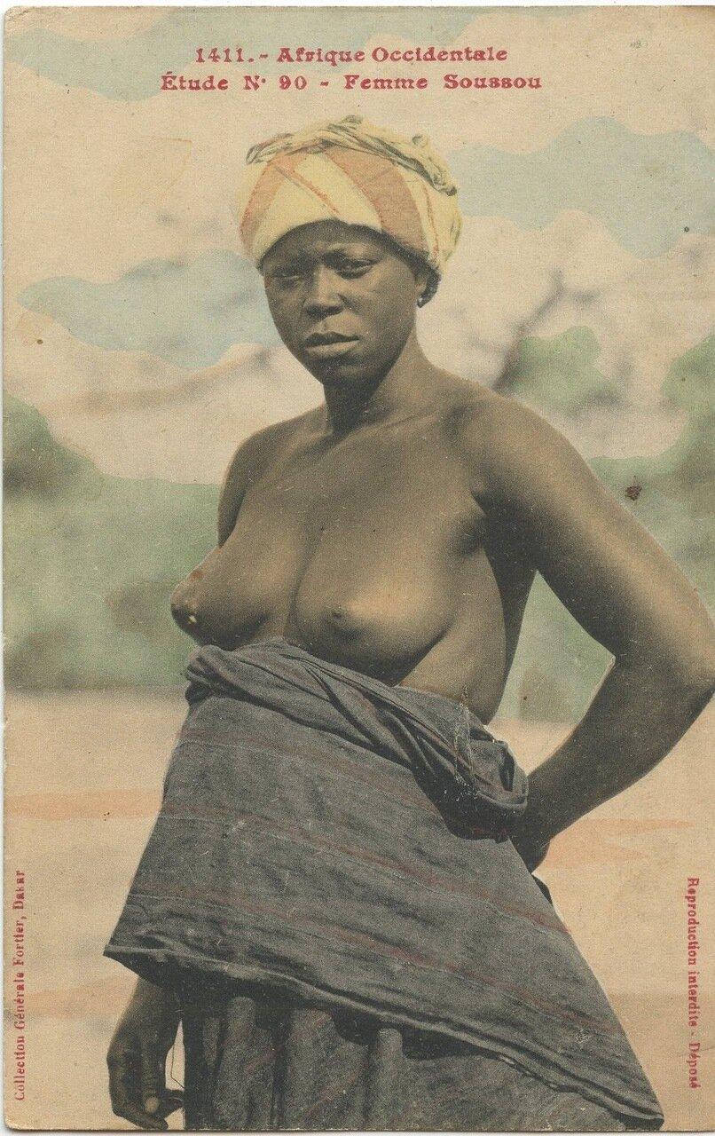1419. Женщина народа сусу