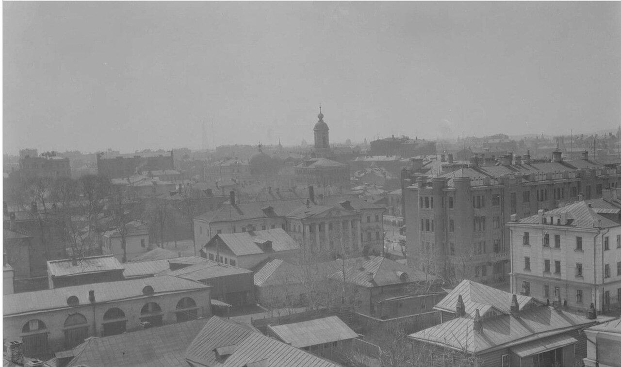 38. Панорама города