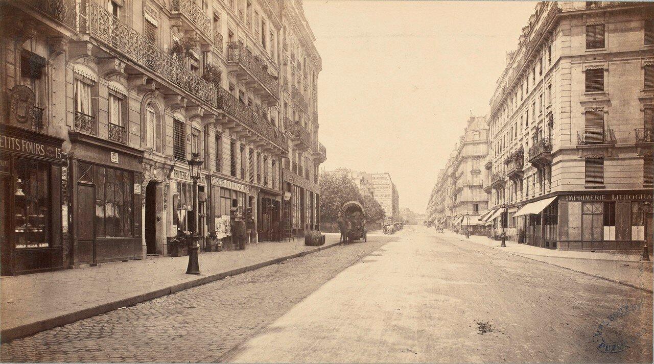 Бульвар Сен-Мишель
