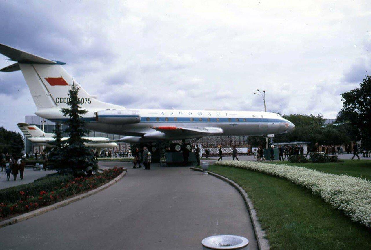 06. Образцы самолетного парка