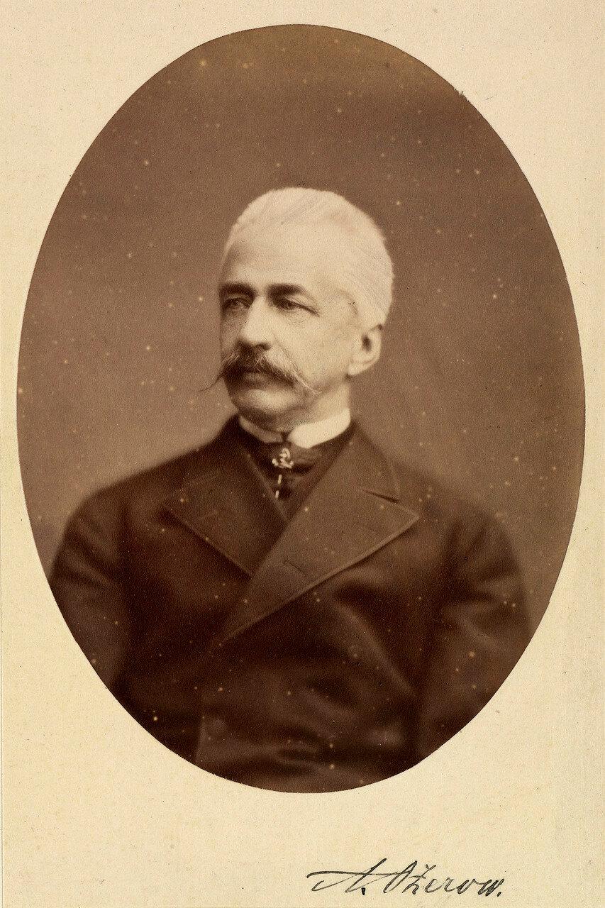 Неизвестный русский дворянин. 1874