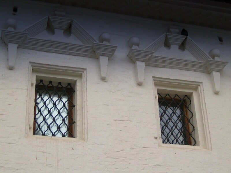 Жилые палаты XVII века