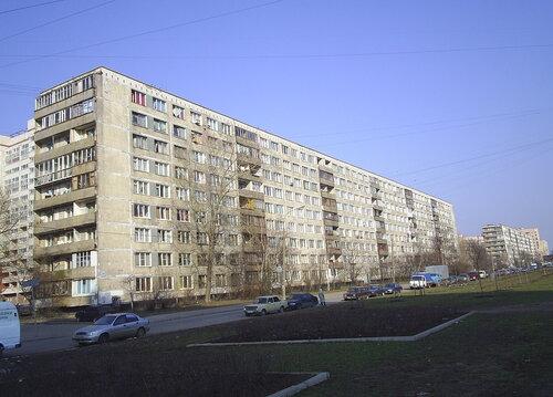 ул. Турку 26к1