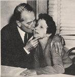 Avec Chevalier Maurice - С Морисом Шевалье