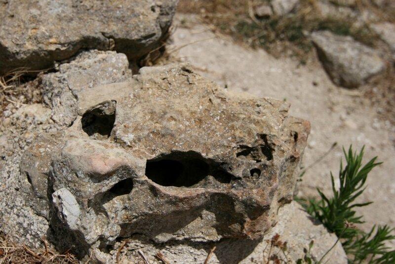 Корфу, крепость Ангелокастро