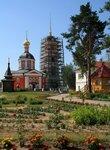 Троице-Сергиев Варницкий монастырь. Троицкий собор
