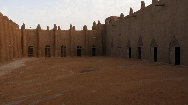 Мечеть Дженне