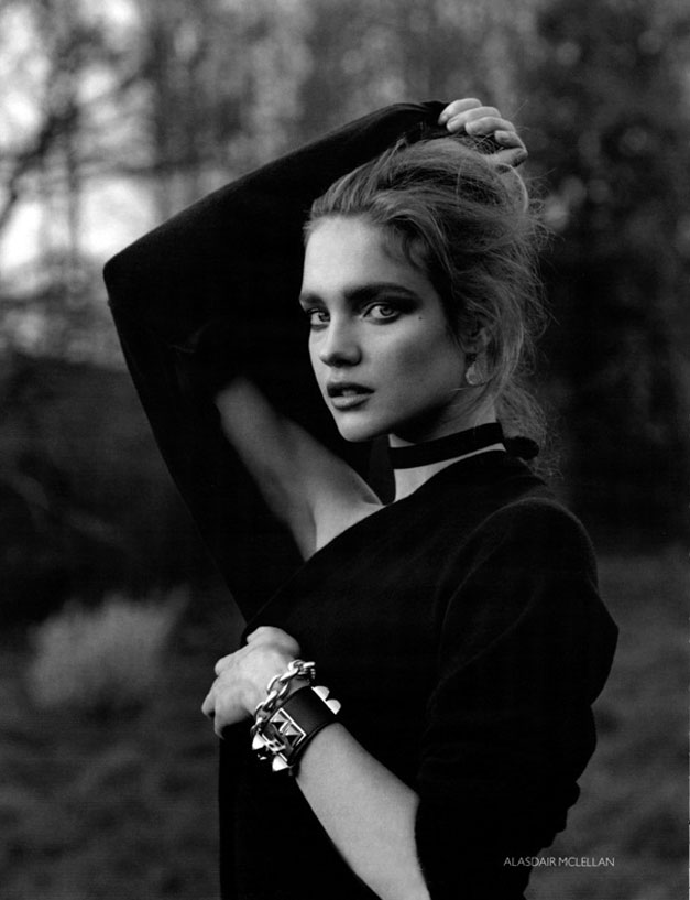 Наталья Водянова / Natalia Vodianova by Alasdair McLellan