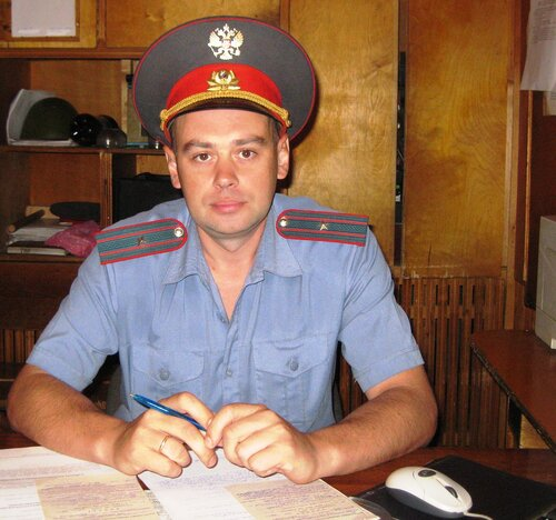 майор милиции