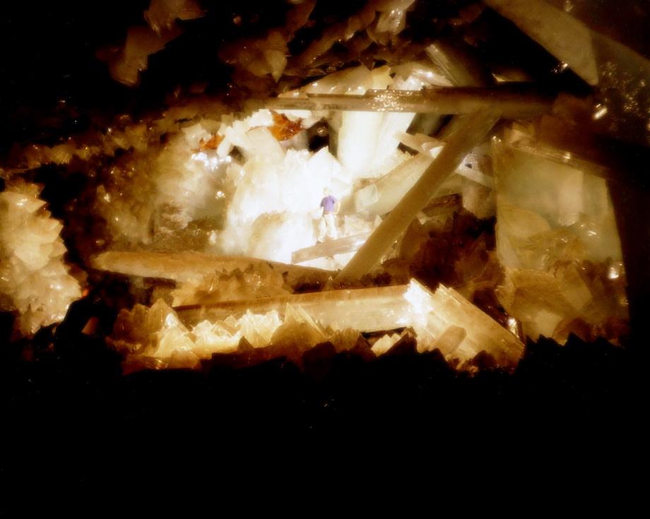 Пещера кристаллов в Мексике. Виртуальное путешествие