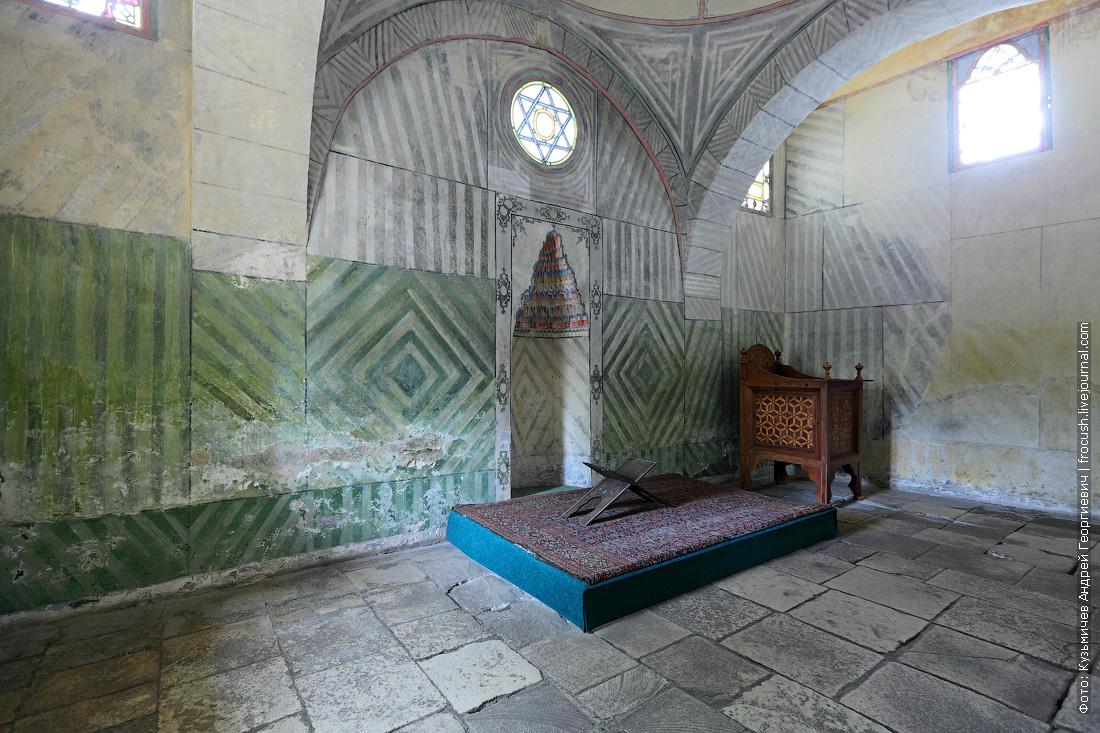 Ханский дворец Малая дворцовая мечеть
