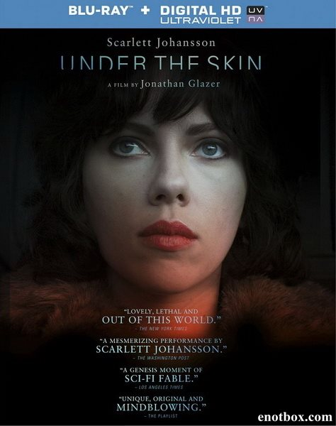 ������ � ���� ����� / Under the Skin (2013/BDRip/HDRip)
