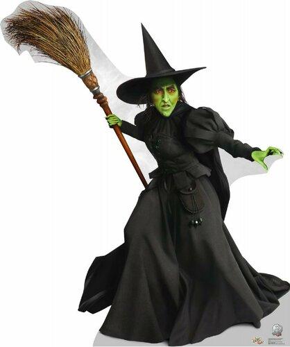 Говорит что я ведьма