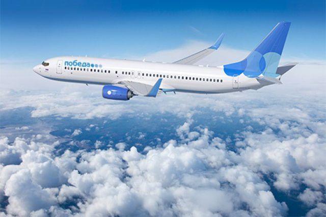 Лоукостер «Победа» через месяц открывает международные рейсы?