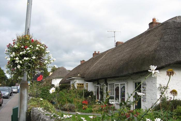 Адэр, самая красивая деревня Ирландии 0 10cf86 85b1440b orig