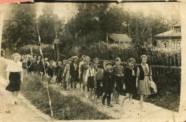 1943 Химки детский городской лагерь сейчас на этом месте пр Мира.jpg