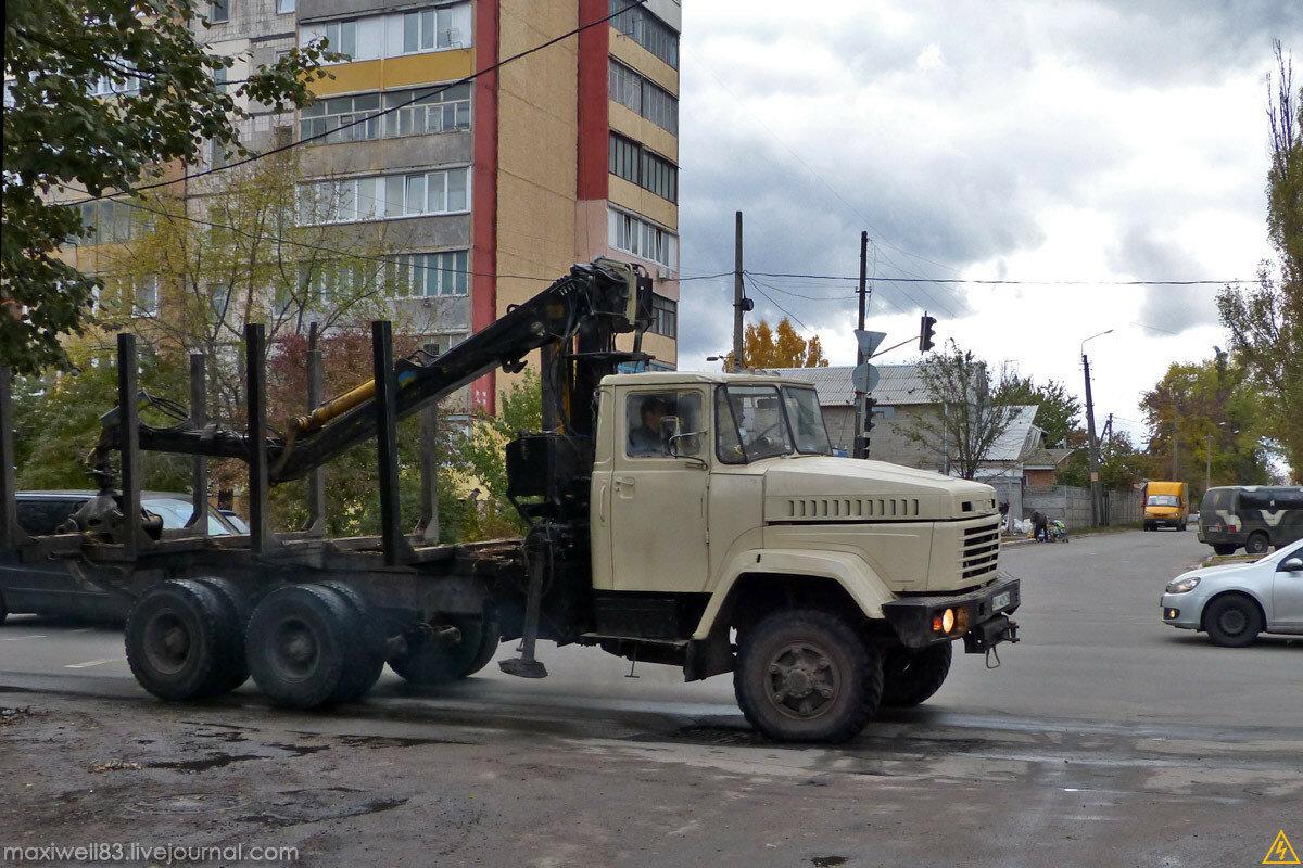 КрАЗ-6233М6 (6х6)