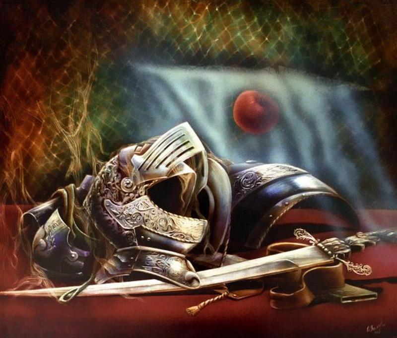 1- Ольга Завьялова - разбуди рыцаря.jpg