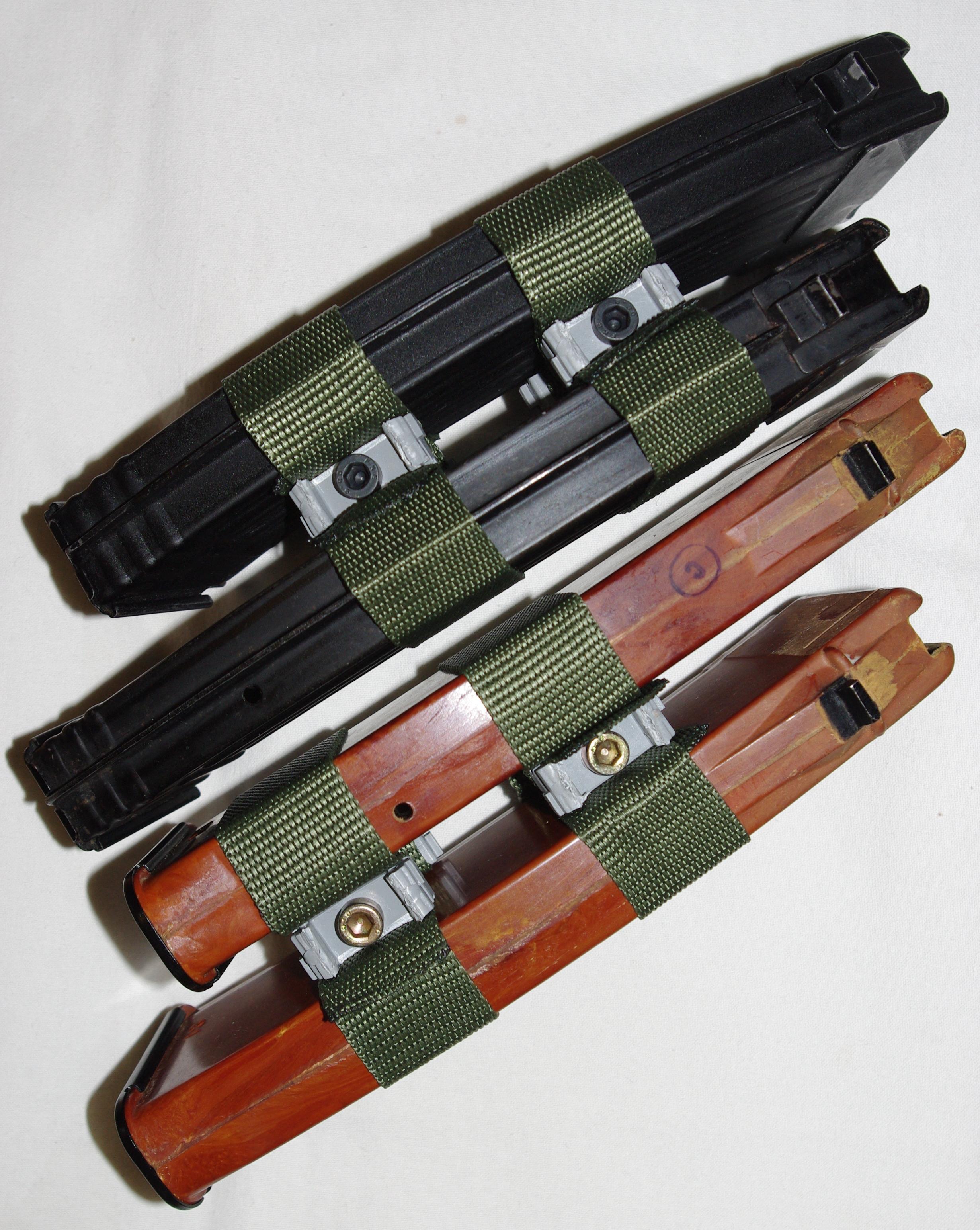 Продам спарки для магазинов АК-74, РПК-74, АКМ, РПК