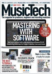 Журнал MusicTech Magazine August 2014