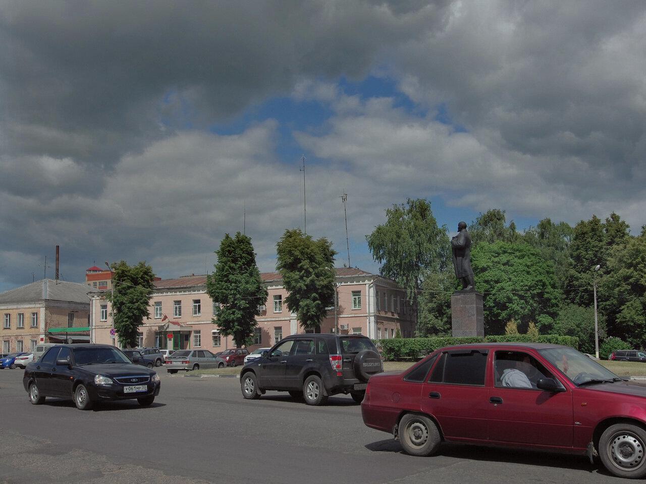 По улицам Александрова. Автор фото: Юрий Семенов