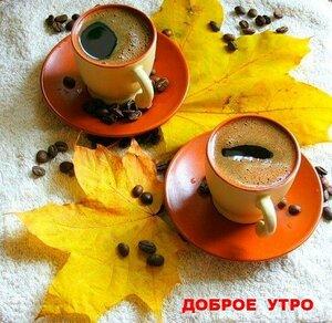 ДОБРОЕ  УТРО  ))))