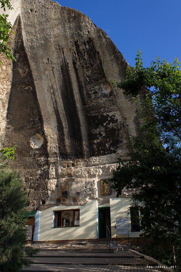 Инкерман. Крепость Каламита