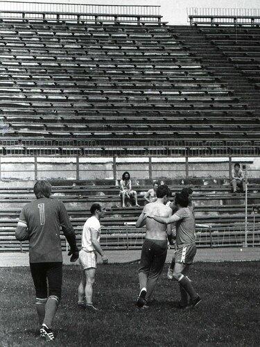 Футбольный матч