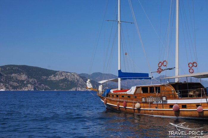 Лодка в Турунч