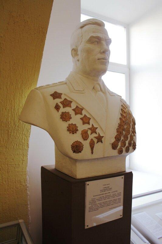 Генерал армии ГОРБАТОВ Александр Васильевич