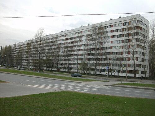 Лужская ул. 14к1