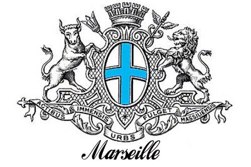 герб Марсель