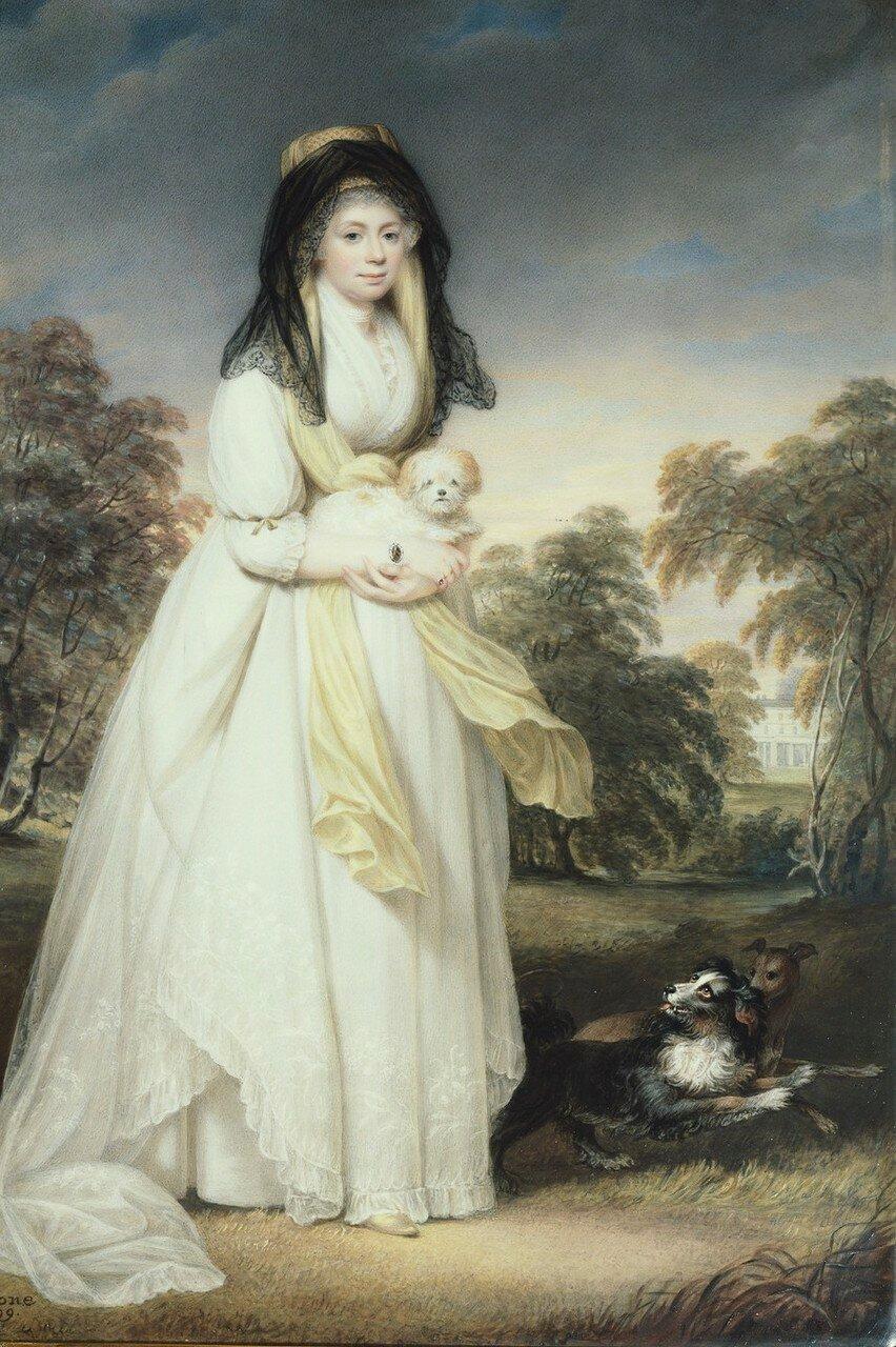 Королева Шарлотта (1744-1818)