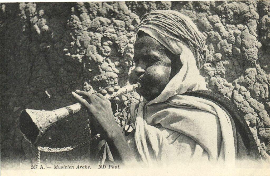 Арабский музыкант