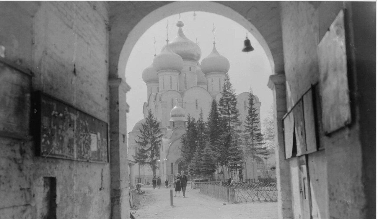 33. Новодевичий монастырь