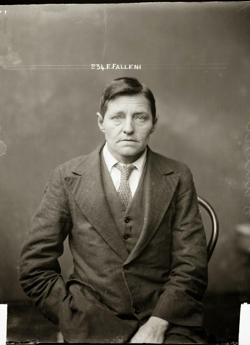 13. Господин Фалени - сначала убил первую жену, отсидел. После женился вновь и убил вторую. В книгу рекордов Гиннеса так и не попал, хотя желание наверно было.