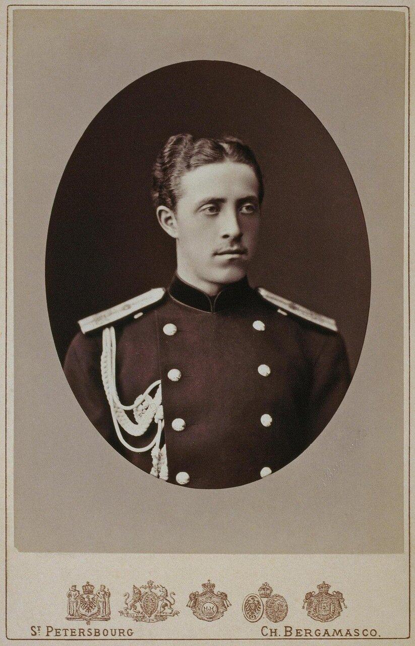 Портрет великого князя Николая Николаевича Младшего